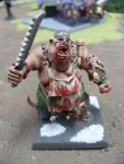 Painted Ogre Butcher