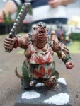 Painted Ogre Butcher 2
