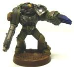 Raptor Sternguard Sergeant