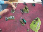 Scenes from a WHFB tournament 12