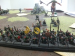 Scenes from a WHFB tournament 7