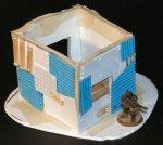 Necromunda Shanty shack WIP