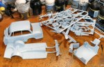 unassembled kit
