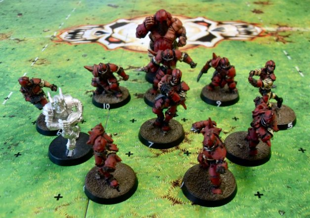 Human Blood Bowl Team